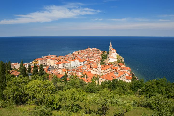 Pearls of the Slovenian Karst and coastal region